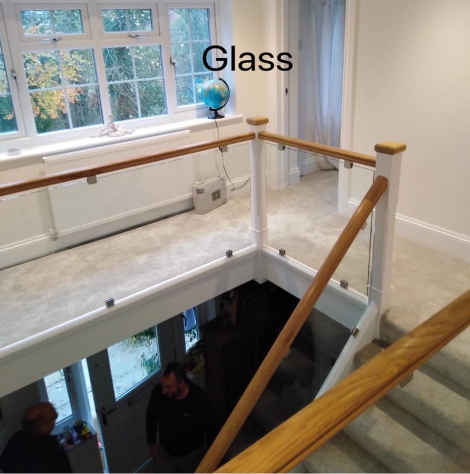 Glass and glazing services, glass repairs, glass replacement